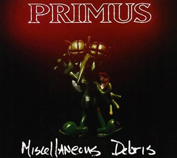 PRIMUS Miscellaneous Debris LP