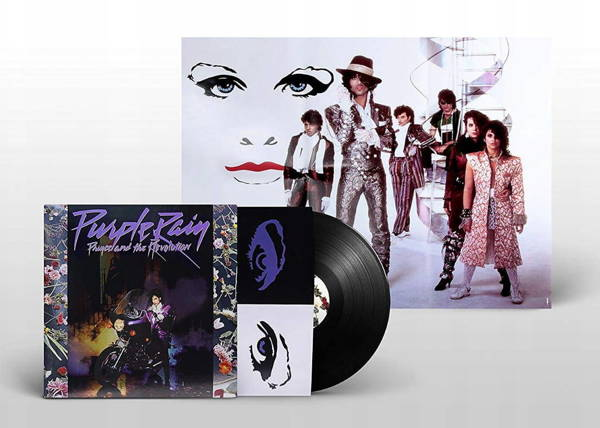 PRINCE Purple Rain LP