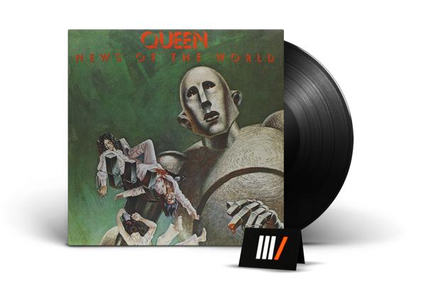 QUEEN News Of The World LTD LP