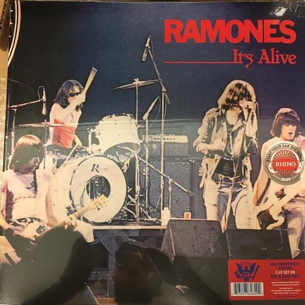 RAMONES, THE It's Alive LP