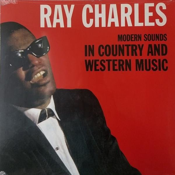 RAY CHARLES Modern Sounds In Country And Westernmusic Vol.1 LP