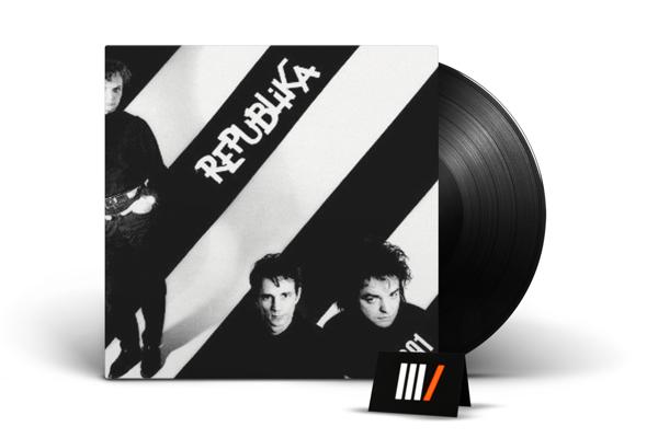 REPUBLIKA 1991 LP