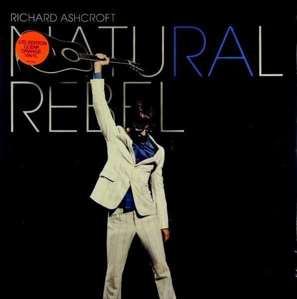 RICHARD ASHCROFT Natural Rebel (LIMITED) LP
