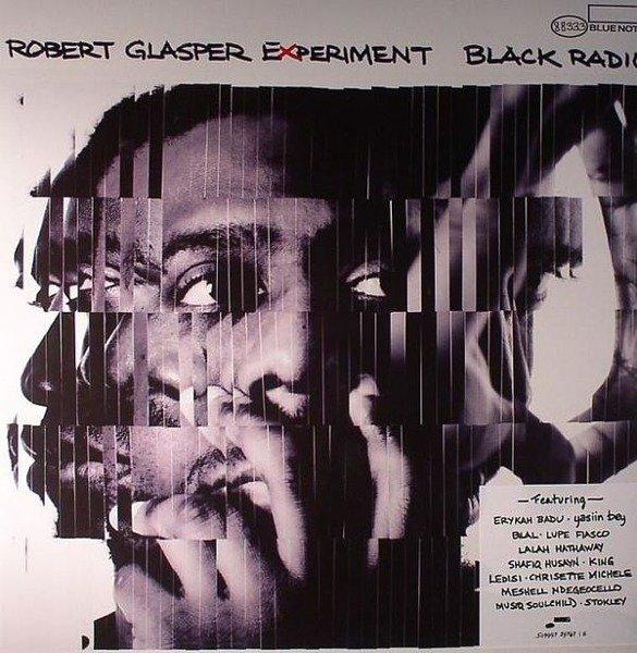ROBERT GLASPER Black Radio 2LP