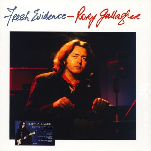 RORY GALLAGHER Fresh Evidence LP