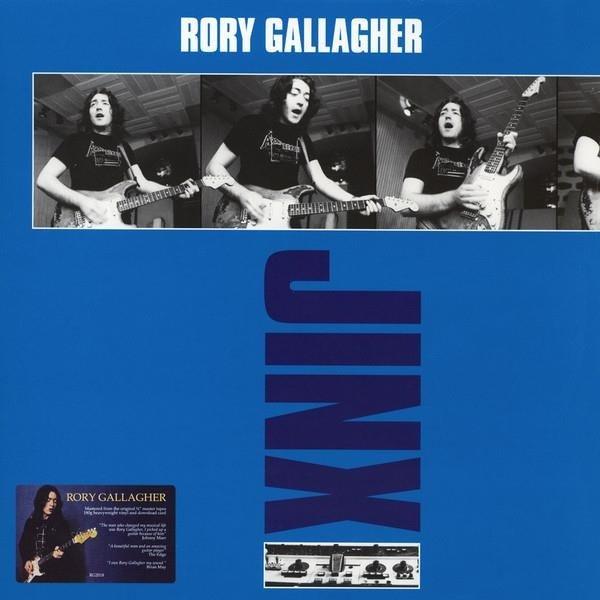 RORY GALLAGHER Jinx LP