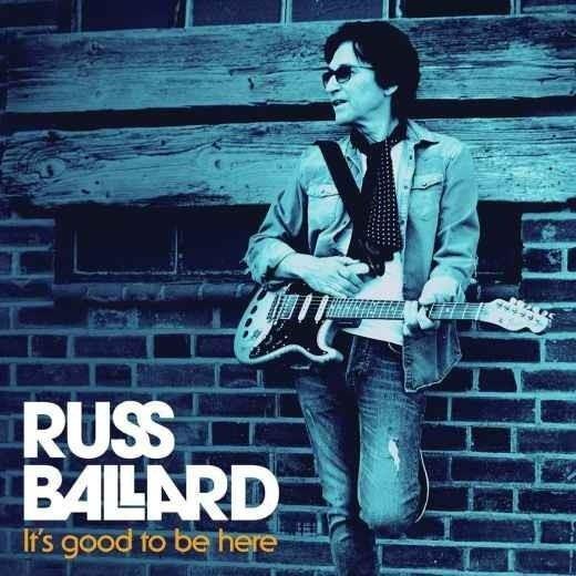 RUSS BALLARD It's Good To Be Here LP