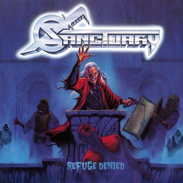 SANCTUARY Refuge Denied LP (Red Vinyl)