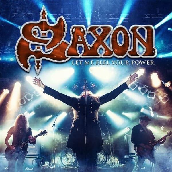 SAXON Let Me Feel Your Power 2LP+BLU-RAY+2CD