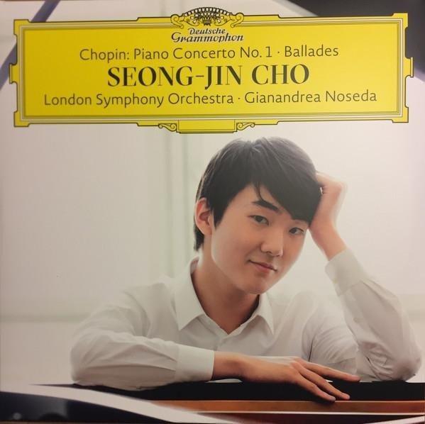 SEONG-JIN CHO Chopin Piano Concerto No. 1 + Ballades 2LP