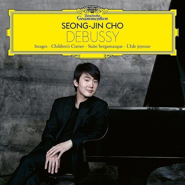 SEONG-JIN CHO Debussy 2LP
