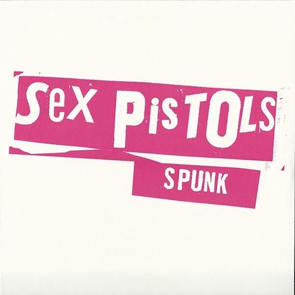 SEX PISTOLS Spunk LP