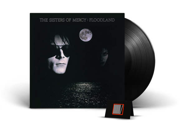 SISTERS OF MERCY Floodland LP