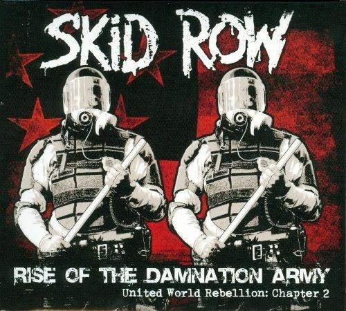SKID ROW Rise Of The Damnation Army – United World Rebellion Chapter Two LP