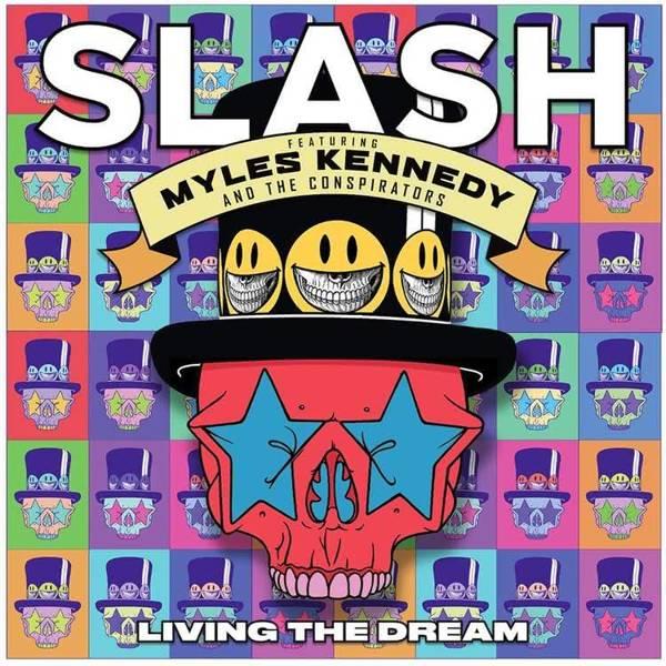 SLASH FEAT. KENNEDY, MYLES & THE CONSPIRATORS Living The Dream 2LP