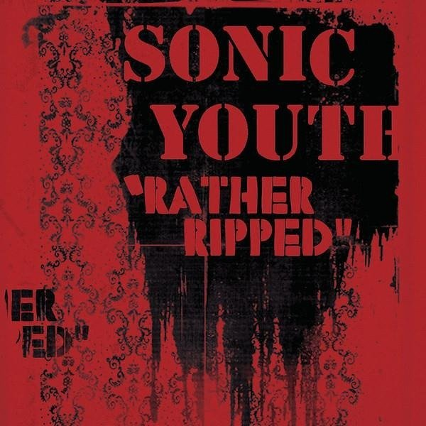 SONIC YOUTH Rather Ripped LP