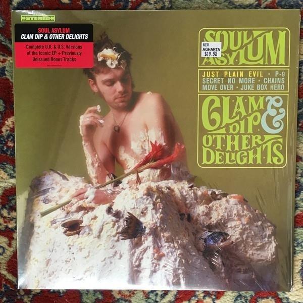 SOUL ASYLUM Clam Dip & Other Delights LP