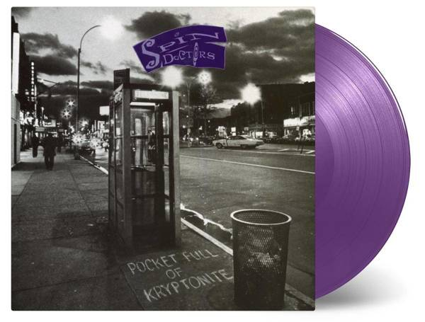 SPIN DOCTORS Pocket Full of Kryptonite LP Coloured