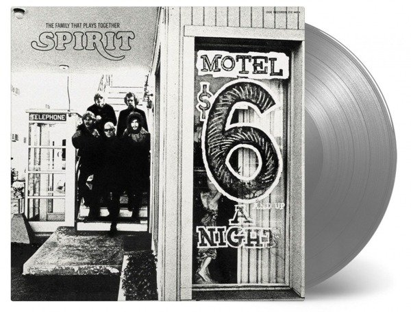 SPIRIT Family That Plays Together LP (Silver Vinyl)