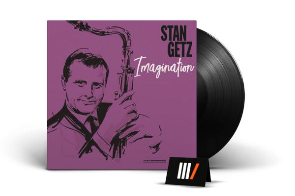 STAN GETZ Imagination LP