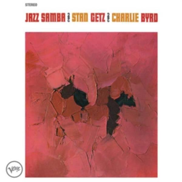 STAN GETZ Jazz Samba LP