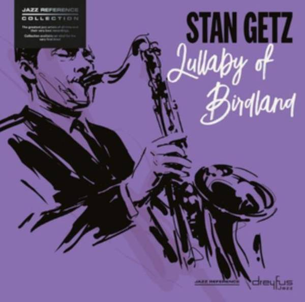 STAN GETZ Lullaby Of Birdland LP