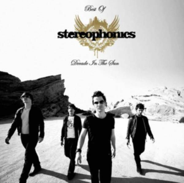 STEREOPHONICS Decade In The Sun - Best Of Stereophonics 2 2LP