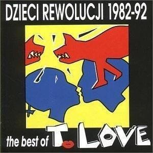 T.LOVE Dzieci Rewolucji 1982-92 LP