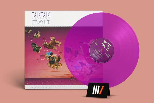 TALK TALK It's My Life LP VIOLET