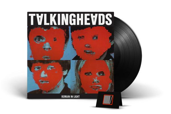 TALKING HEADS Remain In Light LP