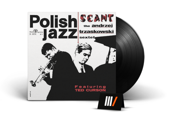 THE ANDRZEJ TRZASKOWSKI SEXTET Seant LP POLISH JAZZ