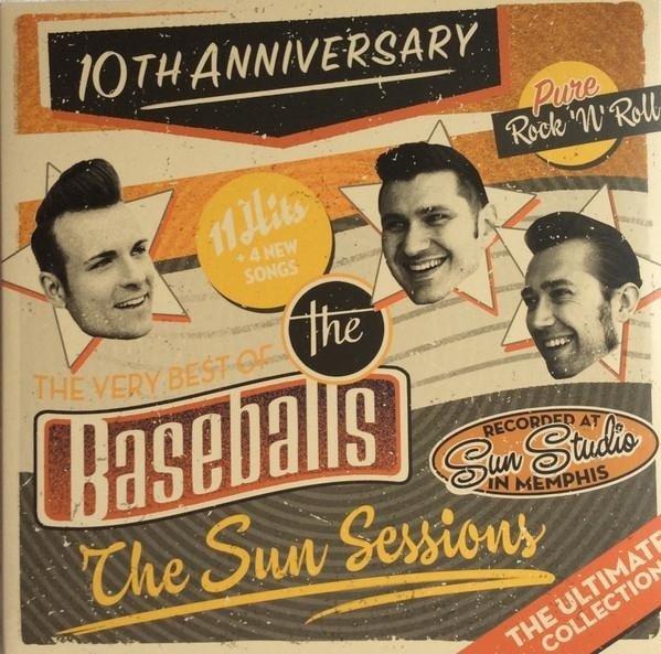 THE BASEBALLS The Sun Sessions 2LP