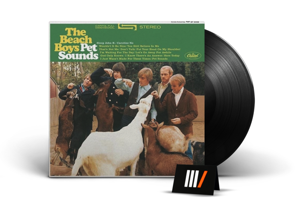THE BEACH BOYS Pet Sounds LP