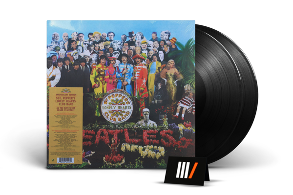 THE BEATLES Sgt. Pepper's Lonely Hearts Club Band - Anniversary Editions  2LP