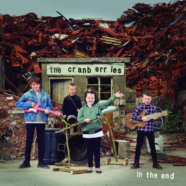 THE CRANBERRIES In The End (INDIE) LP