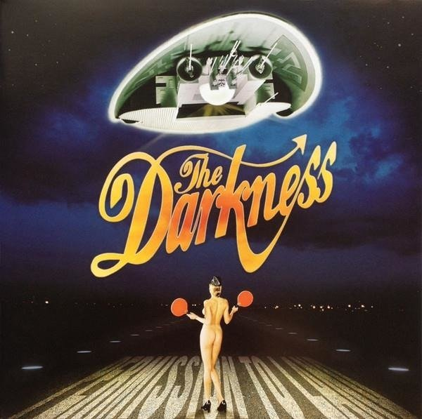 THE DARKNESS Permission To Land LP