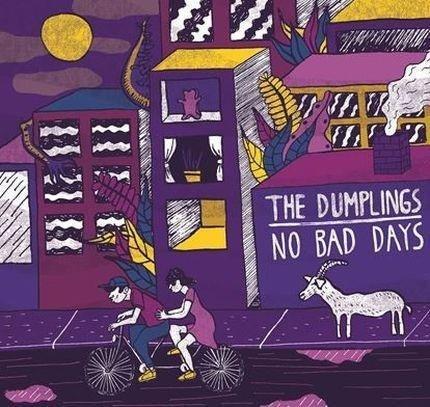 THE DUMPLINGS No Bad Days 2LP