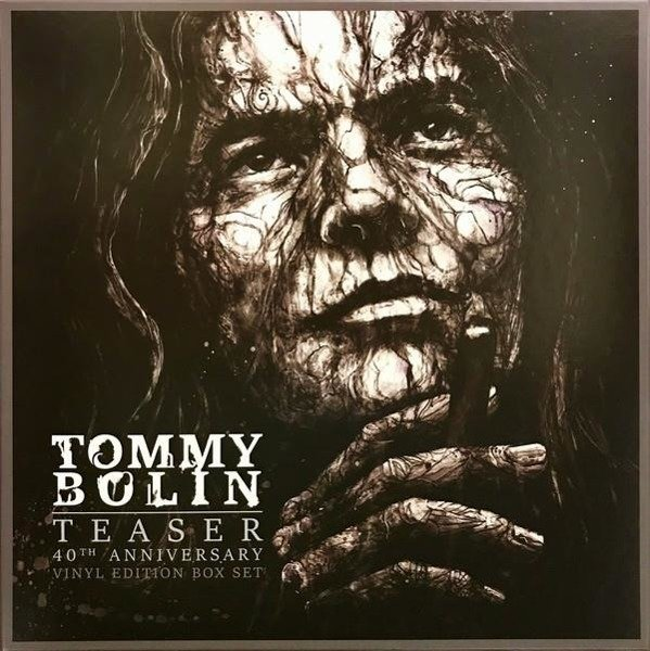 TOMMY BOLIN Teaser - 40th Anniversary Vinyl Edition Box Set