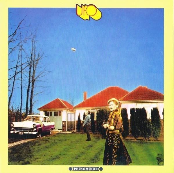 UFO Phenomenon (DELUXE Edition) 2LP