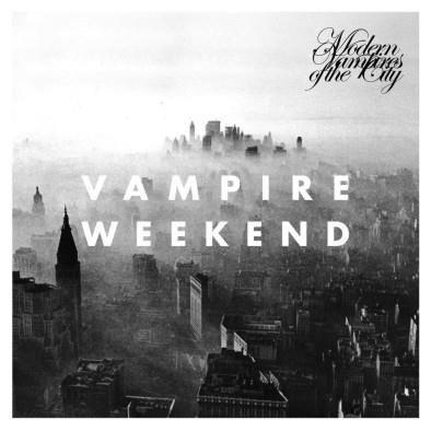 VAMPIRE WEEKEND Modern Vampires Of The City LP
