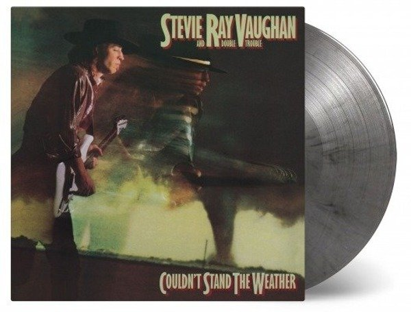 VAUGHAN, STEVIE RAY Couldn't Stand the Weather 2LP COLOURED