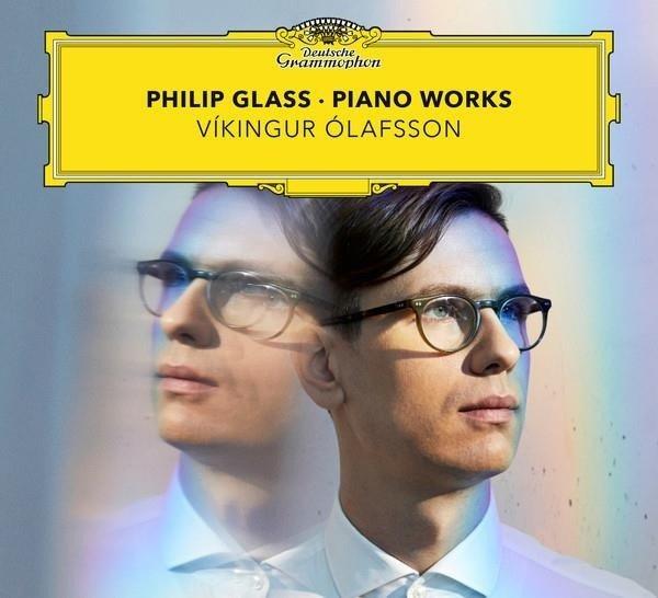 VIKINGUR OLAFSSON Philip Glass Piano Works 2LP