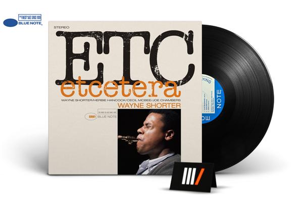 WAYNE SHORTER ETCETERA LP (TONE POET SERIES)