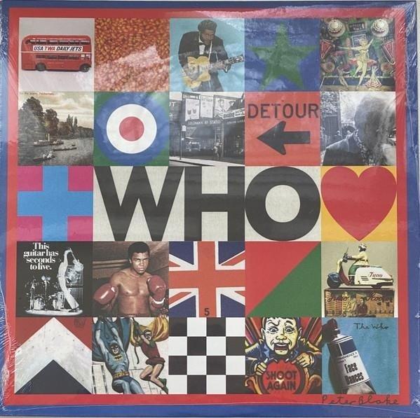 WHO Who LP
