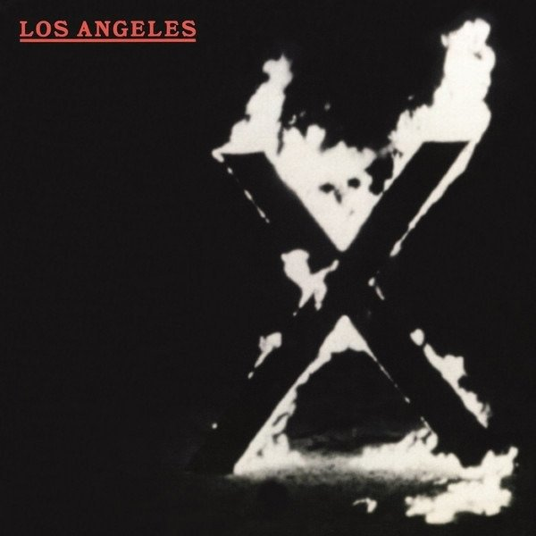 X Los Angeles LP