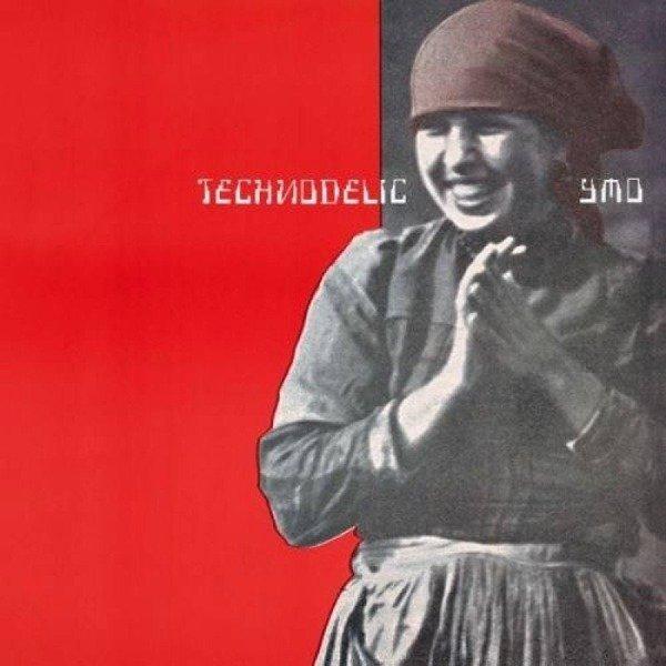 YELLOW MAGIC ORCHESTRA Technodelic LP