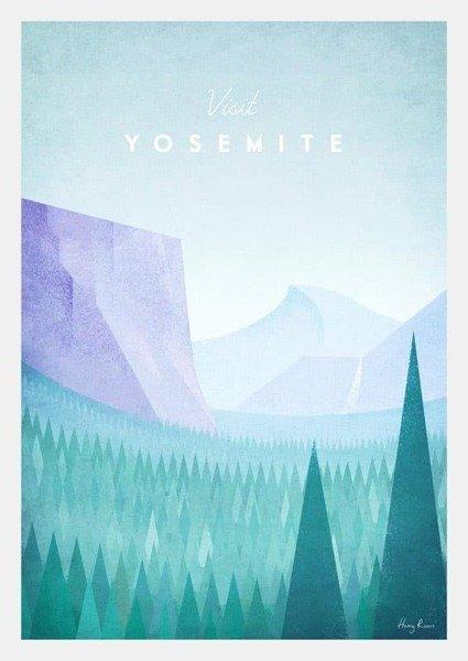 Yosemite PLAKAT