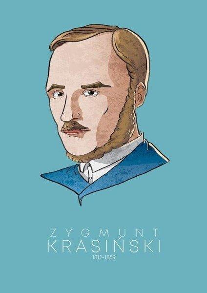 Zygmunt Krasiński PLAKAT